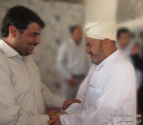 روستای لاور, شیخ را از دست داد / شیخ لاور درگذشت + عکس شیخ